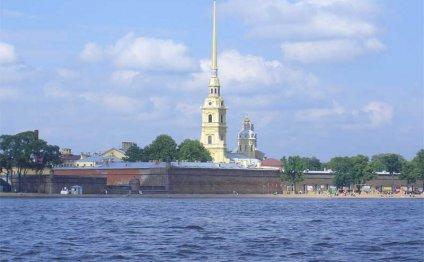 Экскурсия по Петропавловской