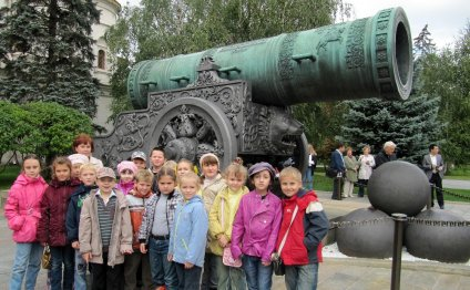 Экскурсии в Кремль Экскурсии