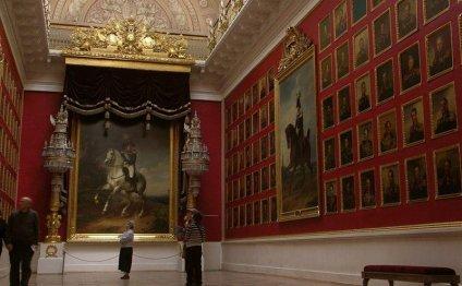 История Зимнего дворца Военная
