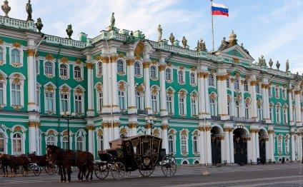 Зимний дворец в