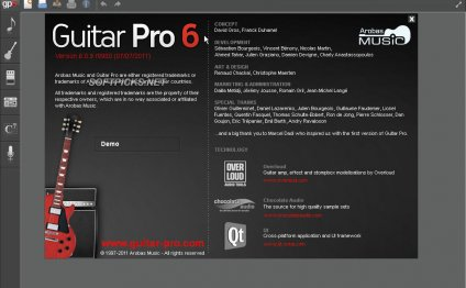 Guitar Pro 5.2 + RSE Full- Год