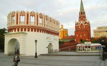 Московский Кремль: режим