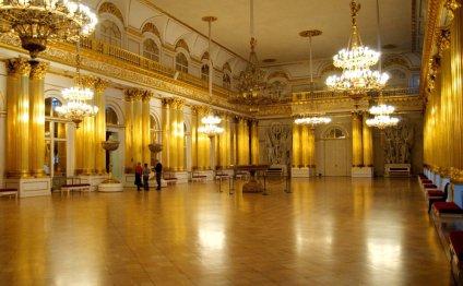 Проект Зимнего дворца