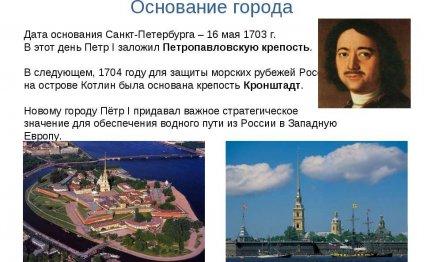 Основание города Дата