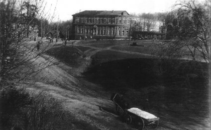 1920 Царицыно. Хлебный дом