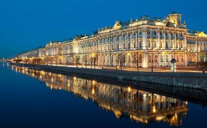 Зимний дворец и Эрмитаж одно и